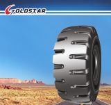 Neumáticos de la mina subterránea