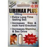 Libimax plus Pille-Kasten 1200 des mg-männlichen sexuellen Vergrößerer-24