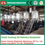 Huile de palmier d'usine, huile de soja, pétrole de Sunflowe, machine de raffinerie d'huile d'arachides