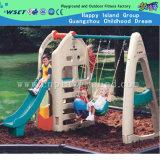 Пластиковые игрушки Качели и слайд площадка для Kid (M11-09302)