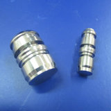 CNC Machining Turning Part für Food Machinery Piston Shaft