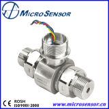 Medida del nivel de aceite del transductor de presión diferencial