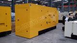 generatore diesel silenzioso 375kVA con Cummins Engine Ntaa855-G7 con le approvazioni di Ce/CIQ/Soncap/ISO