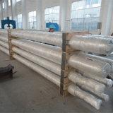 IMMERSION chaude Pôle en acier galvanisé