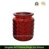Bottiglia di vetro del vaso per il fornitore della decorazione della casa della candela