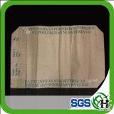 Sacchetto tessuto pp dei sacchi di carta del Kraft