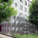 Réservoir de stockage de l'eau de soudure de panneau d'acier inoxydable