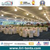 15X40m Tent voor 500 Mensen in Botswana met Decoratie