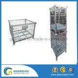 대량 판매 Foldable 금속 저장 감금소 드는 유형
