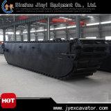 18 tonnes Hydraulic Excavator avec Undercarriage Pontoon Jyp-225