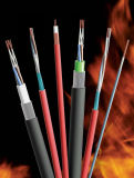 Силовой кабель защищенный пожаром