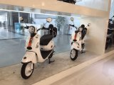 2車輪350Wのブラシレスモータースマートな電気移動性のスクーター