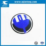 Emblème différent de signe de logo de collant d'insigne de formes
