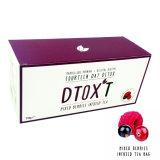 Подгонянное тавро Dtox't 14 серии чая Detox потери веса дня с сортированным Flaovrs