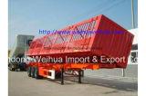Semi remorque de camion de camion à benne basculante de fabrication de la Chine