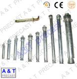 Attache d'acier inoxydable/acier au carbone/chemise d'expansion avec la qualité