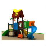 2015 Juego nuevo diseño del parque de atracciones al aire libre Zona de juegos infantil Playset