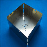Montaggio del contenitore di lamiera sottile dell'acciaio per costruzioni edili