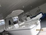 Petit bateau de Panga de coque de fibre de verre de la pêche 8persons de Liya 5.1m à vendre