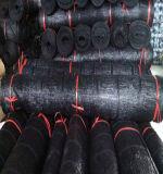 Rede de Segurança Knit Grommet, HDPE Flat Filament Shade Netting