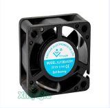 12V ventilateur sans frottoir puissant 40X40X20 de C.C roulement à billes 8000rpm