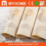 Nueva capa decorativa Guangzhou de la pared de Wallcovering de los papeles de empapelar