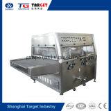 Fábrica profesión Fabricación Qt600 chocolate Máquina de glasear Revestimiento