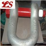 Le type baisse des États-Unis a forgé le dispositif d'accrochage type boulon de G2150 Dee