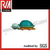 Molde del juguete de la tortuga de la playa