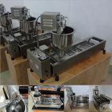 Gas-Wärme-Minihersteller-Werbung, die automatische Krapfen-Maschine herstellt