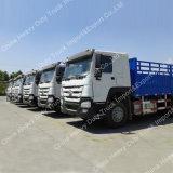 Sinotrukのブランド6X4のドライブの種類貨物トラック