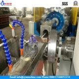 Riga macchina del tubo di spirale del filo di acciaio del PVC dell'espulsore