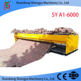 Sy6-400トラの石のブロックのペーバー機械