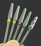 Coupeur dentaire de carbure de tungstène de bonne qualité
