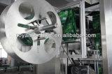 Машина для прикрепления этикеток втулки изготовления Китая высокоскоростная
