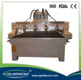 Precio multi de la máquina del CNC de la pista en la India