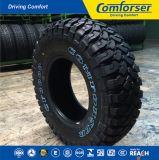Neumático de coche del color de la marca de fábrica de Comforser con buena calidad
