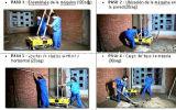 Machine de plâtre automatique de rendu de moulage de ciment de mortier
