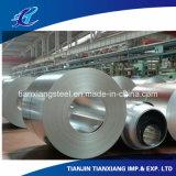 Le centre de détection et de contrôle du matériau de construction JIS G3141 SPCC a laminé à froid la bobine en acier
