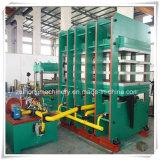 Máquina de imprensa automática de cura de borracha com certificação CE SGS