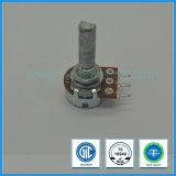 D-Arbre Potemtiometer rotatoire du potentiomètre 16mm B10k de coût bas