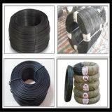 Alambre Bwg18 25kg Rollo recocido Negro Tie