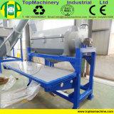 ABS plástico Waste do PC do PVC do animal de estimação do PE que esmaga recicl a linha da lavagem de frasco dos PP