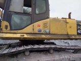 L'escavatore utilizzato KOMATSU 450-7 ha fatto nel Giappone
