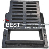 Engranzamento do Grating-Quadrado da fibra de vidro Mesh/FRP Grating/GRP