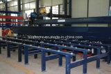 Machine de soudure plate de bout droit pour la plaque de réservoir en acier