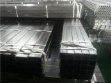 Schwarzes Quadrat-Stahlrohr mit Öl-Oberfläche