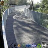 Matériau de construction dégrossi extérieur de Shandong double WPC