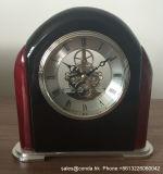 Часы K8063 твердой древесины высокого качества Tabletop