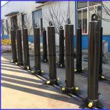 Type cylindre hydraulique télescopique du camion à benne basculante FC/Fe/Fee